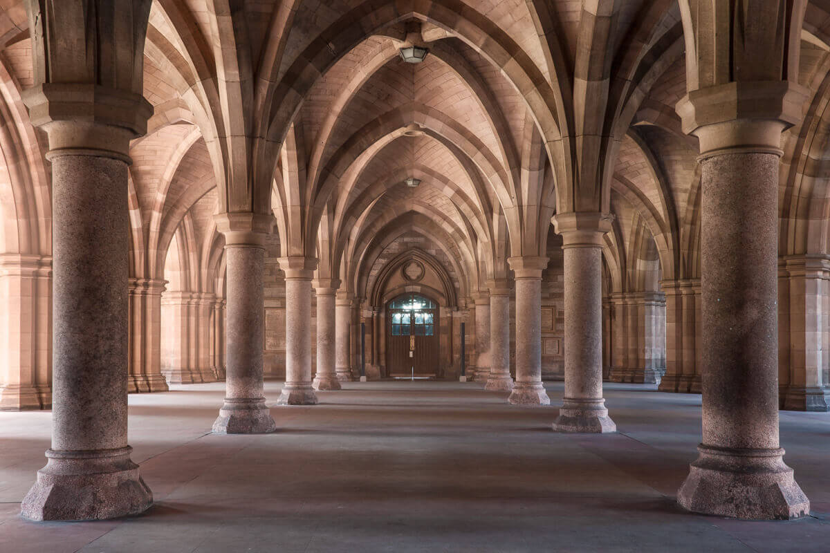 cloister glasgow university fine art photographs by yaopey