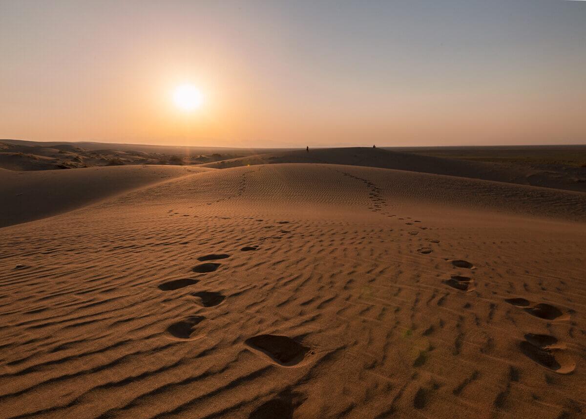 sunset at iranian desert fine art photographs by yaopey