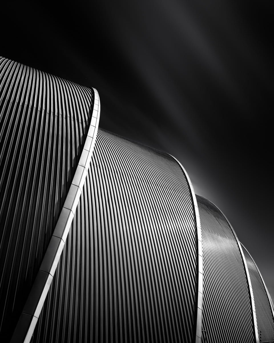 glasgow armadillo scottish exhibition conference center roof fine art photographs by yaopey