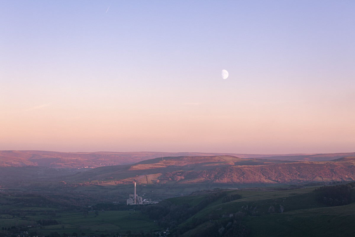 twilight hope valley peak district fine art photographs by yaopey